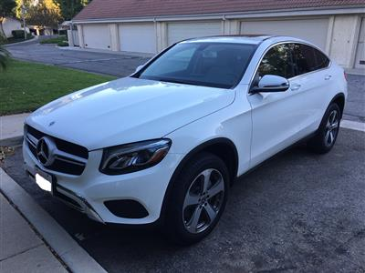 2018 Mercedes-Benz GLC-Class Coupe lease in Oak Park,CA - Swapalease.com