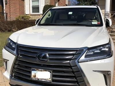 2017 Lexus LX 570 lease in Fresh Meadows,NY - Swapalease.com