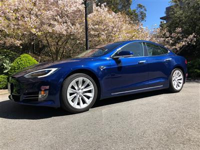 2017 Tesla Model S lease in San Fransisco,CA - Swapalease.com