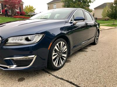 2017 Lincoln MKZ lease in South Lyon,MI - Swapalease.com