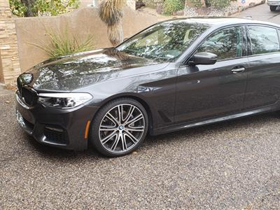2018 BMW 5 Series lease in Albequerque,NM - Swapalease.com