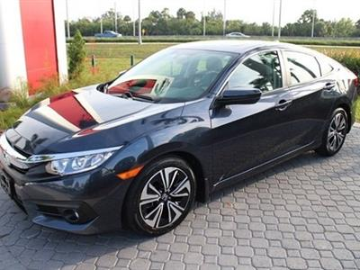 2016 Honda Civic lease in Belmont,CA - Swapalease.com
