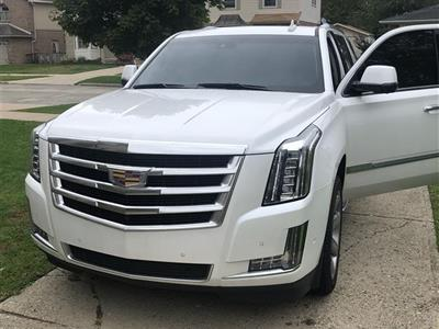 2017 Cadillac Escalade lease in Dearborn heights,MI - Swapalease.com