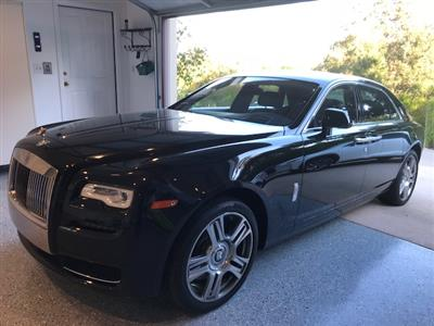 2017 Rolls-Royce Ghost lease in Sun Valley,CA - Swapalease.com