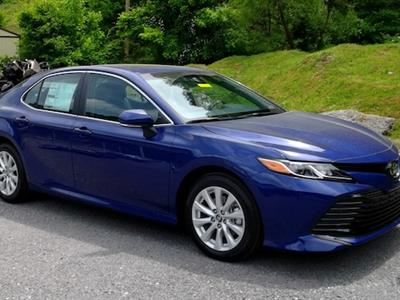 2018 Toyota Camry lease in Potomac Falls,VA - Swapalease.com