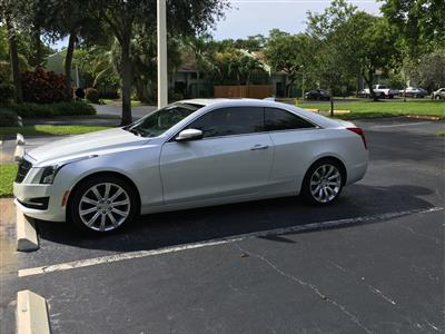 2017 Cadillac ATS lease in Oakland Park,FL - Swapalease.com