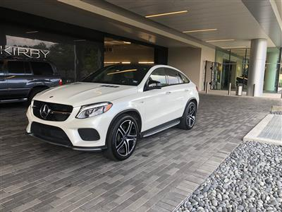 2017 Mercedes-Benz GLE-Class Coupe lease in Houston ,TX - Swapalease.com