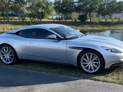 2017 Aston Martin DB11 lease in Cape Coral,FL - Swapalease.com