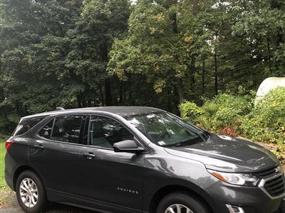 2018 Chevrolet Equinox lease in Bridgewater,MA - Swapalease.com