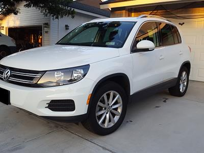 2017 Volkswagen Tiguan lease in Huntington Beach,CA - Swapalease.com