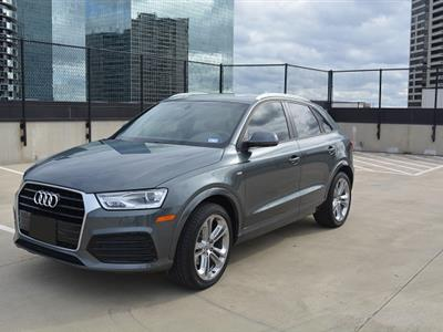 2018 Audi Q3 lease in Houston,TX - Swapalease.com