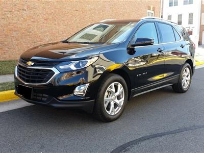 2018 Chevrolet Equinox lease in Silver Spring,MD - Swapalease.com