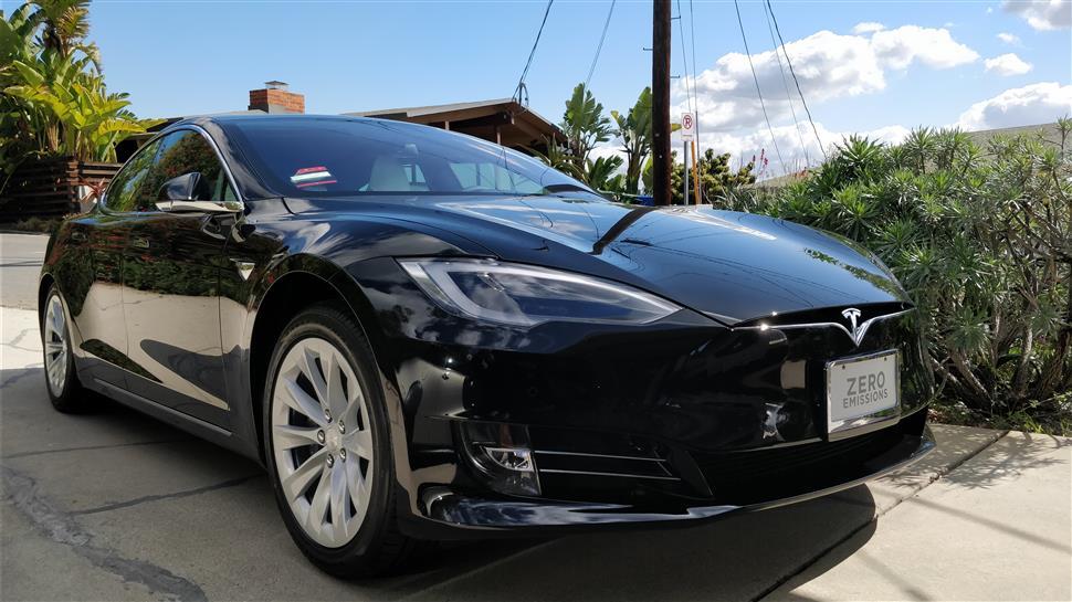 2018 Tesla Model S Lease In Santa Monica Ca