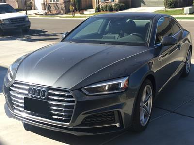 2018 Audi A5 Coupe lease in Clovis,CA - Swapalease.com