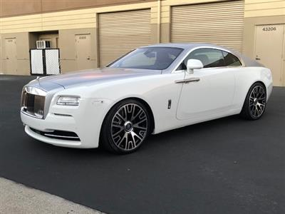 2015 Rolls-Royce Wraith lease in fremont,CA - Swapalease.com