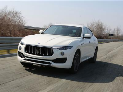 2017 Maserati Levante lease in FOUNTAIN VALLEY,CA - Swapalease.com