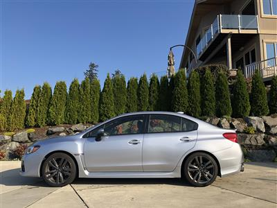 2016 Subaru WRX lease in MUKILTEO,WA - Swapalease.com