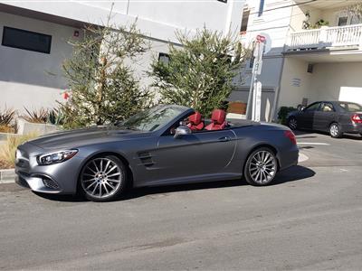 2018 Mercedes-Benz SL Roadster lease in Playa Vista,CA - Swapalease.com