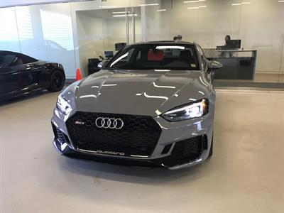 2018 Audi RS 5 lease in FARMINGDALE,NY - Swapalease.com