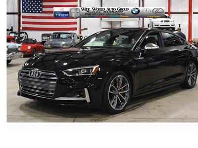 2019 Audi S5 Sportback lease in New York,NY - Swapalease.com