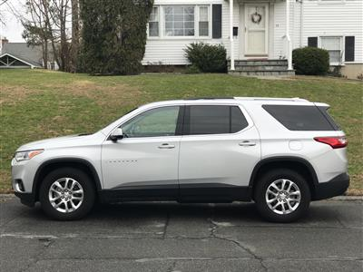 2018 Chevrolet Traverse lease in Port Chester,NY - Swapalease.com