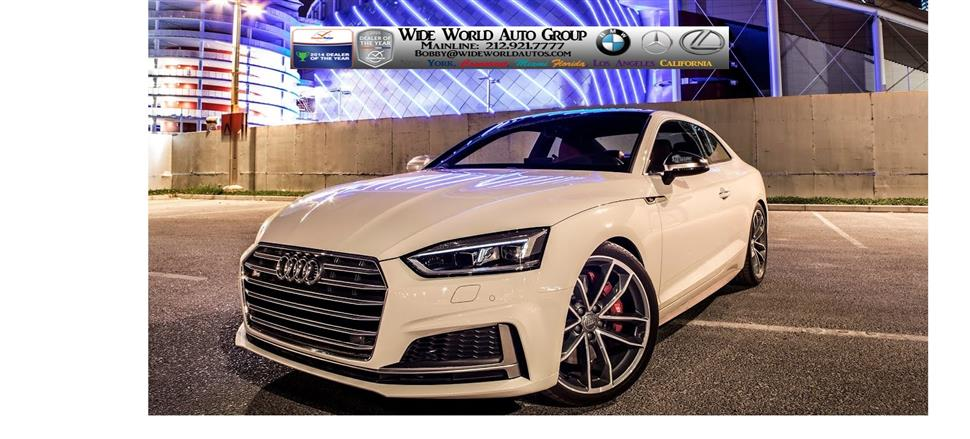 2019 audi s5 coupe lease in new york ny. Black Bedroom Furniture Sets. Home Design Ideas