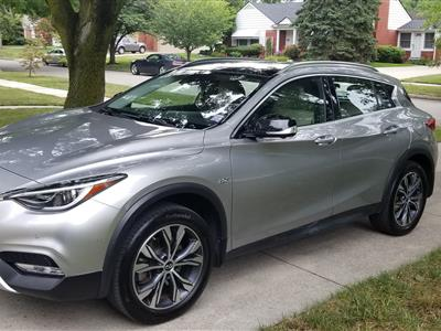 2017 Infiniti QX30 lease in Royal Oak,MI - Swapalease.com