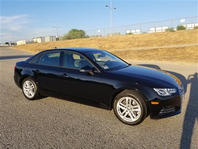 2017 Audi A4 lease in CHATSWORTH,CA - Swapalease.com