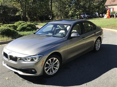 2017 BMW 3 Series lease in INDIAN TRAIL,NC - Swapalease.com