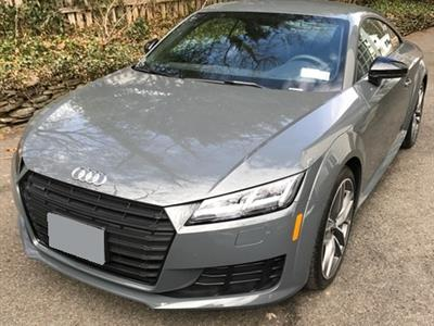 2017 Audi TT Coupe lease in New York,NY - Swapalease.com