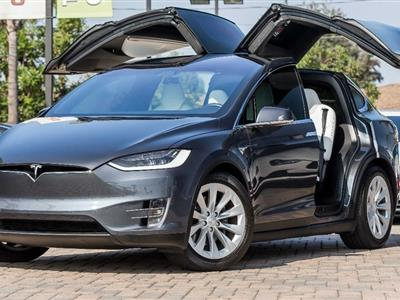 2018 Tesla Model X lease in New York,NY - Swapalease.com