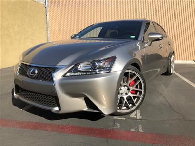 2015 Lexus GS 350 F Sport lease in Anaheim,CA - Swapalease.com