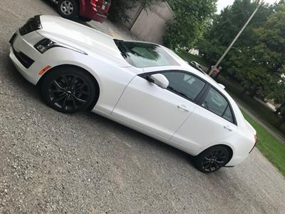 2017 Cadillac ATS lease in Salem,OH - Swapalease.com