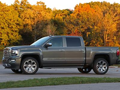 2017 GMC Sierra 1500 lease in Lexington,KY - Swapalease.com