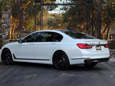 2018 BMW 7 Series ALPINA B7 lease in Los Angeles,CA - Swapalease.com