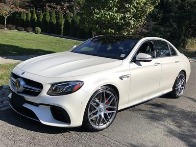 2018 Mercedes-Benz E-Class lease in West Orange,NJ - Swapalease.com