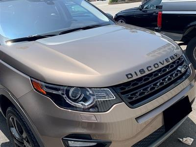 2017 Land Rover Discovery Sport lease in Jurupa,CA - Swapalease.com