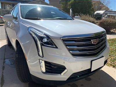 2017 Cadillac XT5 lease in Colorado Springs,CO - Swapalease.com