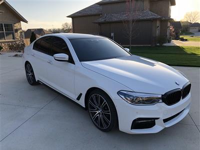 2018 BMW 5 Series lease in Nixa ,MO - Swapalease.com