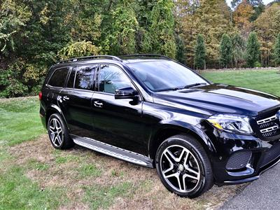 2017 Mercedes-Benz GLS-Class lease in Burlington,CT - Swapalease.com