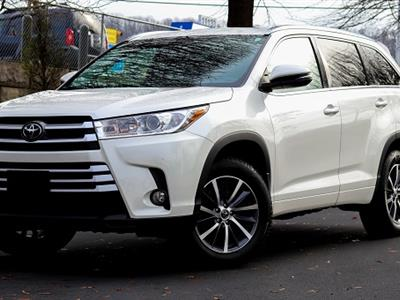 2018 Toyota Highlander lease in Louisville,TN - Swapalease.com