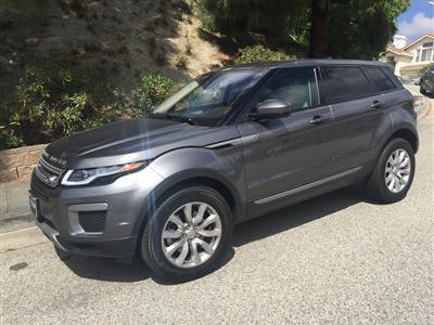 2017 Land Rover Range Rover Evoque lease in Santa Monica,CA - Swapalease.com