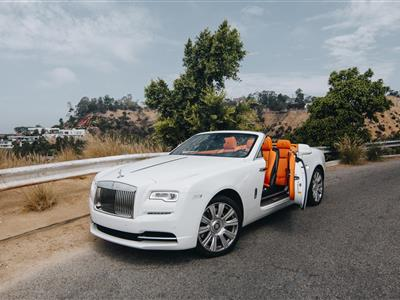 2016 Rolls-Royce Dawn lease in mahopac,NY - Swapalease.com