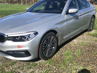 2018 BMW 5 Series lease in Hilmar,CA - Swapalease.com