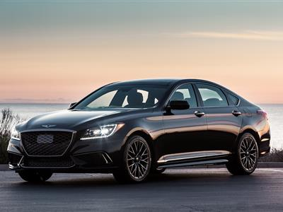 2018 Genesis G80 lease in Thousand Oaks,CA - Swapalease.com