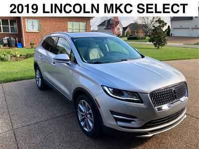 2019 Lincoln MKC lease in Spring Hill,TN - Swapalease.com