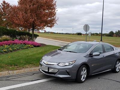 2018 Chevrolet Volt lease in Beford ,MA - Swapalease.com