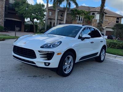 2017 Porsche Macan lease in wellington,FL - Swapalease.com