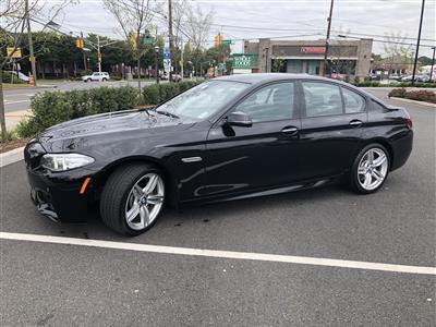 2016 BMW 5 Series lease in Edison,NJ - Swapalease.com