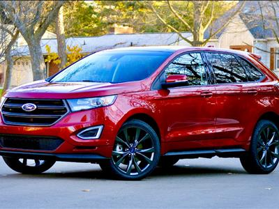 2017 Ford Edge Lease In Los Angeles Ca Swapalease